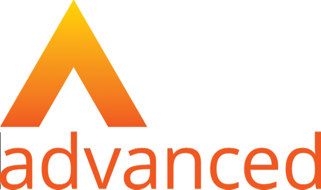 One Advanced orange logo