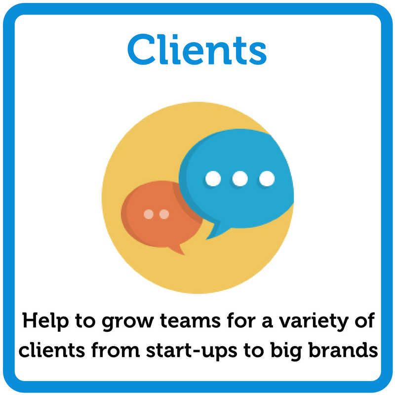 Get to know a variety of clients